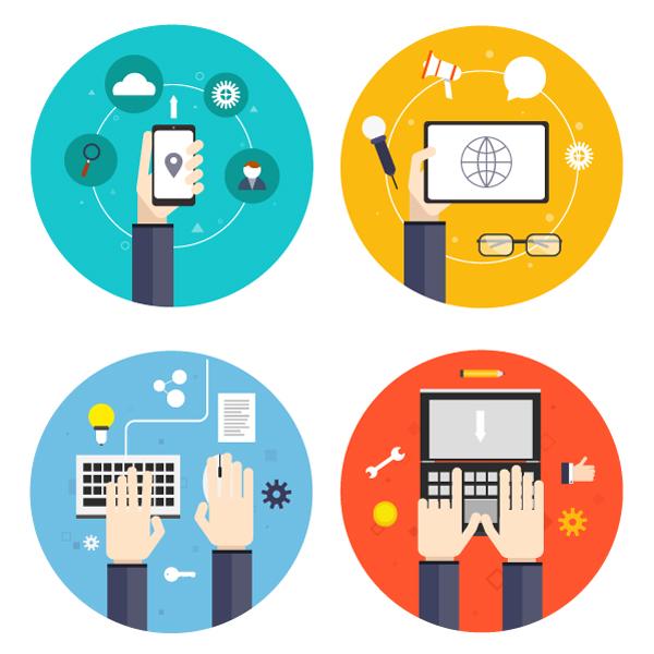 Operatore informatico di risorse Web