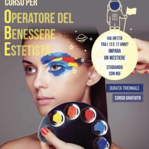 Operatore del Benessere – Estetista – INFAOP